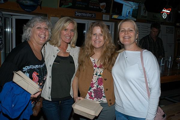 Leslie, Lorrie, Bridget, Linda